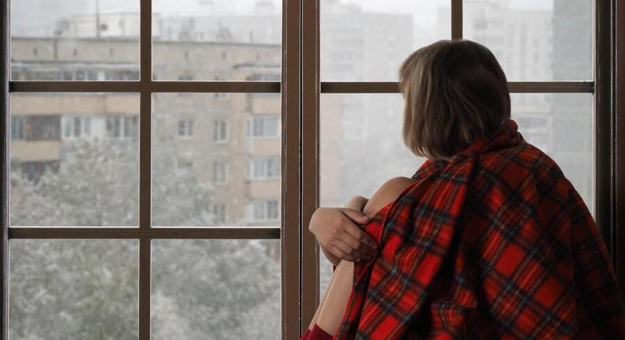 Overgangen til vintertid medfører et boom i antallet af depressioner, viser stort dansk registerstudie. (Arkivfoto)