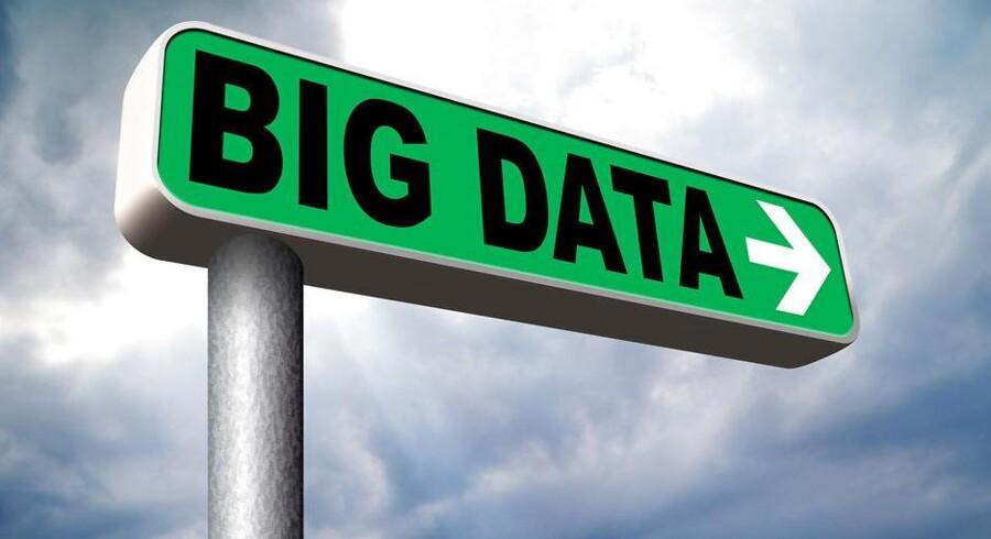 Det er den vej, det går - mod masseindsamlingen af data, som kan analyseres og give værdifuld viden om ens kunder og brugere. Men alt for få er i gang med grave guldet ud. Arkivfoto: Iris/Scanpix