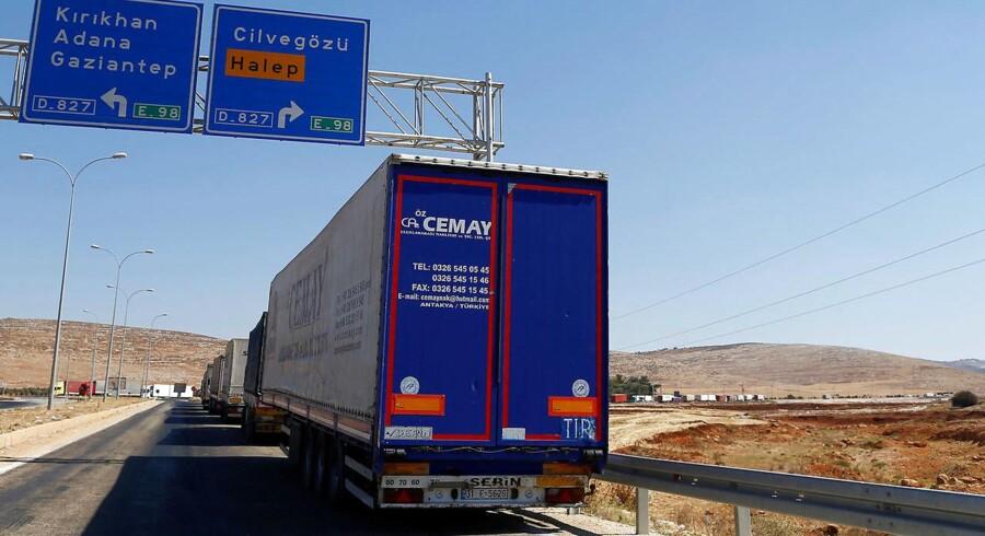 Arkivfoto: En af Linaks store kampe forgår i G20-landet Tyrkiet, hvor toldmyndighederne i november sidste år indførte nye krav til dokumentationen på Linaks produkter.