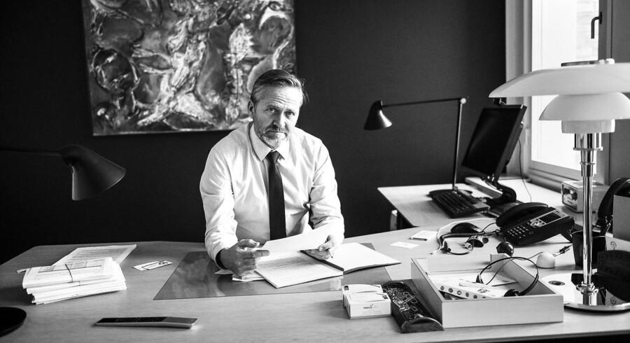 Liberal Alliances partileder, Anders Samuelsen, har nu droppet sit krav om at få lettet topskatten - til gengæld får han så meget andet ud af at være en del af regeringen, mener han.