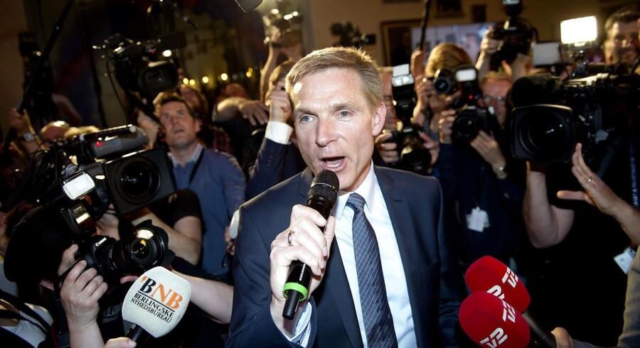 Dansk Folkeparti står til at have genvundet mange af de stemmer, de stod til at tabe i efteråret.