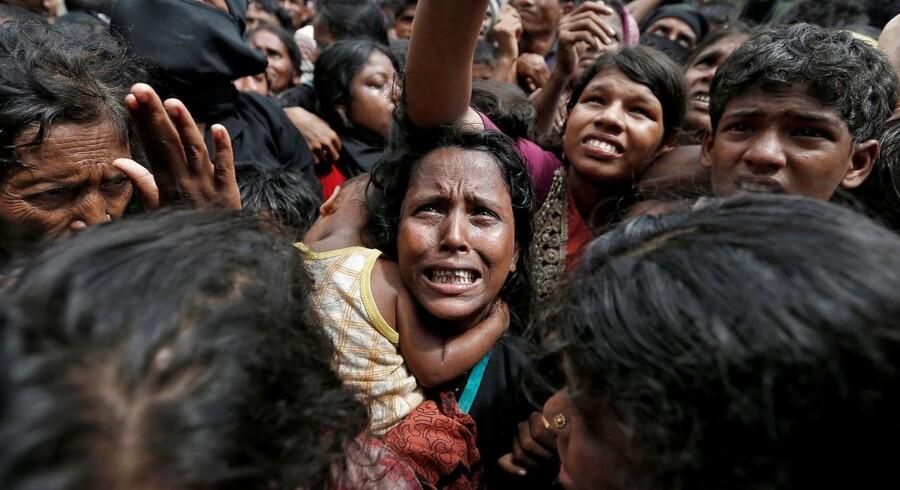 »Denne erklæring om ikkesamarbejde i forhold til mit mandat kan kun tolkes som en stærk antydning af, at der må ske noget rigtigt forfærdeligt i Rakhine og andre dele af landet,« skriver Yanghee Lee