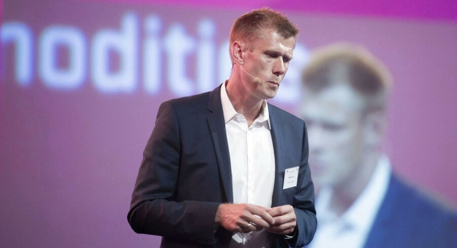 Henrik Lind, næstformand for Danske Commodities