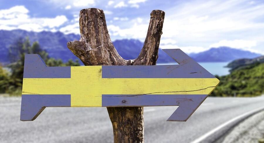 TDC overvejer at droppe sin svenske forretning. Arkivfoto: Iris/Scanpix