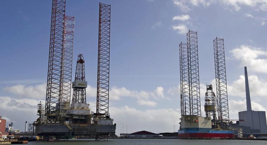 """Det norske Petroleumstilsynet har identificeret """"alvorlige mangler ved systemer og processer for materielhåndtering"""". Foto: Arkivfoto."""