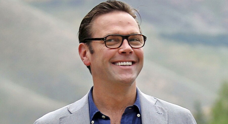 James Murdoch. Foto:Mike Blake/Reuters