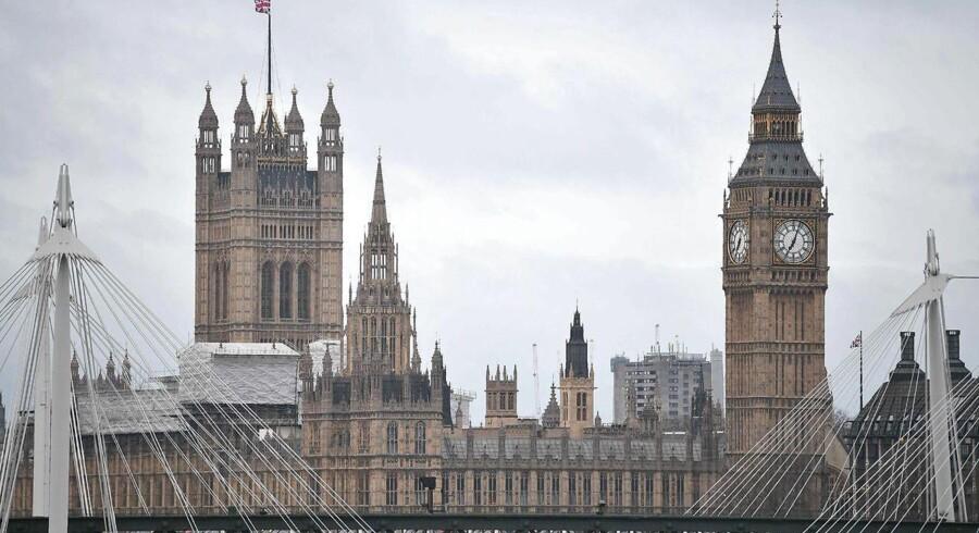London. Arkivfoto.