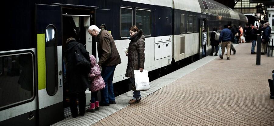Trods meget brok over DSB, er de fleste passagerer faktisk tilfredse med turen.