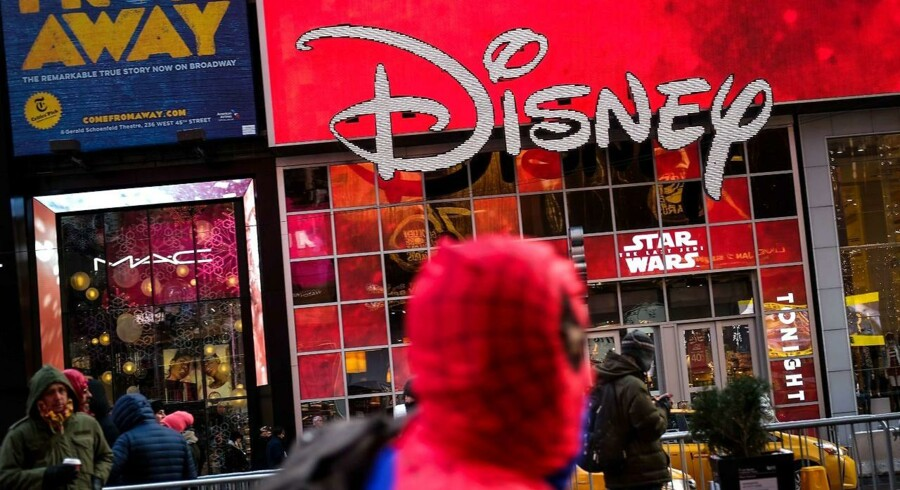 Walt Disney kunne ikke leve op til markedets forventninger til omsætningen, men selve resultatet lå over det ventede.