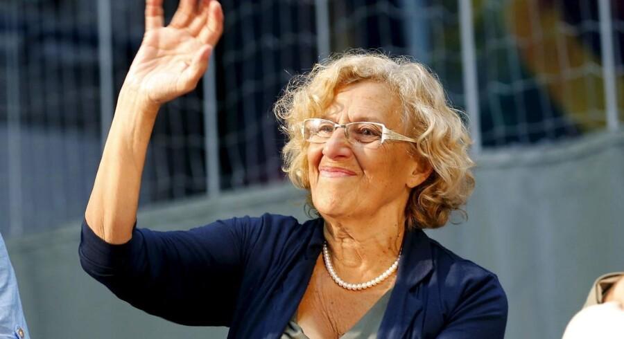 »På kommunalt niveau løser vi konkrete problemer, mens det politiske spil i parlamentet handler mere om magt og ideologiske disputter, og kvinder føler sig nok for de flestes vedkommende bedre tilpas med det første,« fastslår Madrid-borgmesteren Manuela Carmena.