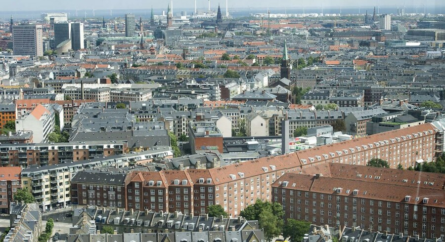 Arkivfoto: Aftalen om danskernes boligskat vil koste 20 milliarder kroner. Det skal sikre, at boligejerne har ro og vished for, hvad de skal betale i skat.