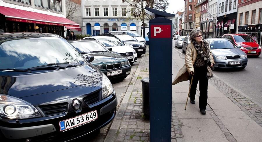 Konservative i København vil gøre det gratis for københavnerne at parkere i egen bydel.