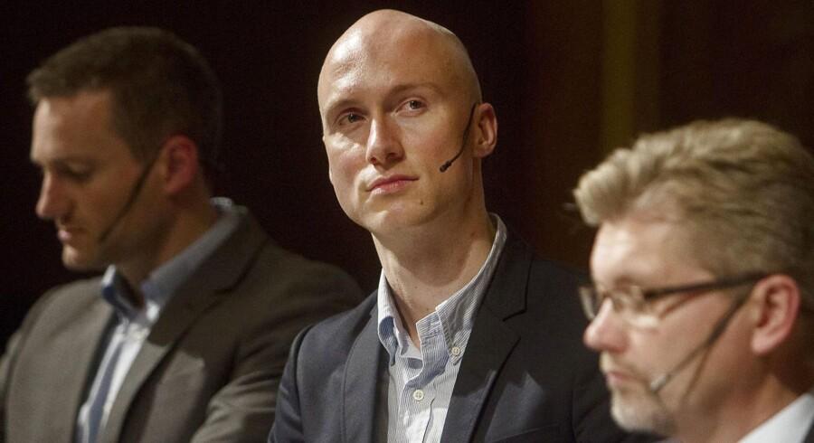 Anna Mee Allerslevs afløser som leder for partiet i København, Tommy Petersen, ytrede tidligere onsdag, at han gerne vil være de Radikales spidskandidat ved kommunalvalget. Fredag skal partiet stemme om det.