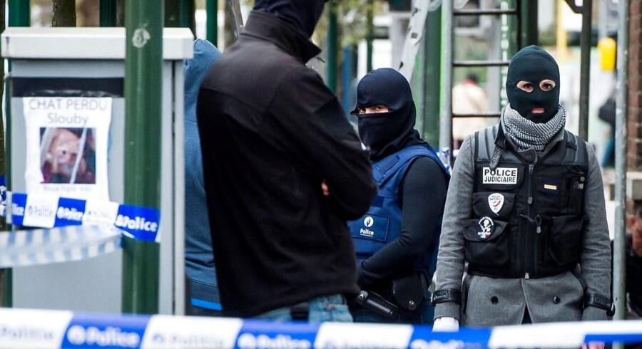Osama K. blev anholdt i Bruxelles tidligere på måneden.