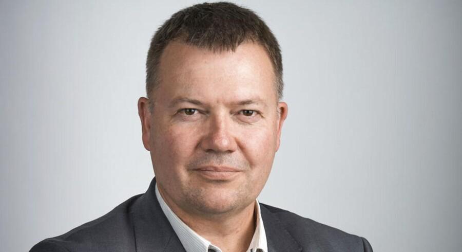 Ansvarshavende Chefredaktør på Berlingske Tom Jensen.