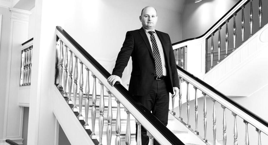 Justitsminister Søren Pape Poulsen (K) vil øge sexkrænkede børns følelse af retfærdighed.