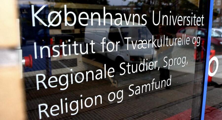 Carsten Niebuhr Instituttet på Det Humanistiske Fakultet, Københavns Universitet. Foto: Claus Bech Andersen