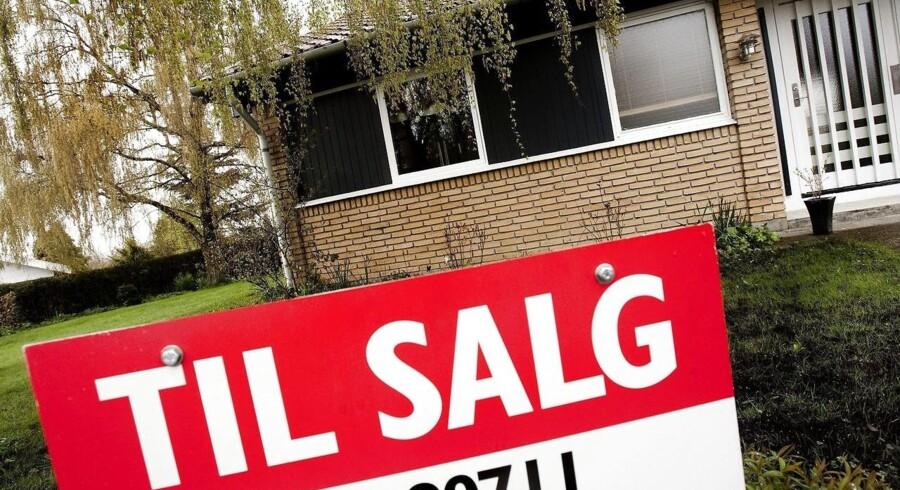 Er pengekassen tom - så tom at dem, der har lånt dig penge til dit bolig-køb, ikke kan blive betalt, får det ofte konsekvenser.
