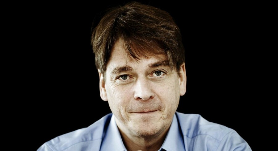 Hjerneforsker Peter Lund Madsen.