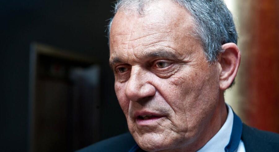 71-årige Karsten Ree solgte i 2008 Den Blå Avis for 2,1 milliarder kroner