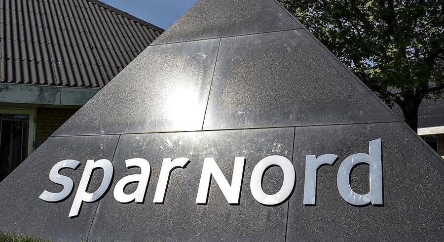 Arkivfoto: Spar Nord bliver udpeget som SIFI-institut, oplyser Erhvervsministeriet i en pressemeddelelse.