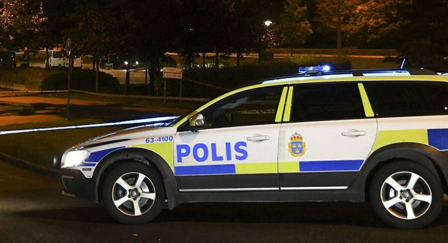 Natten til søndag smed en gerningsmand brandbomber ind på et værtshus i Ängelholm. Arkivfoto. (Foto: 50090 Johan Nilsson/TT/Scanpix 2017)