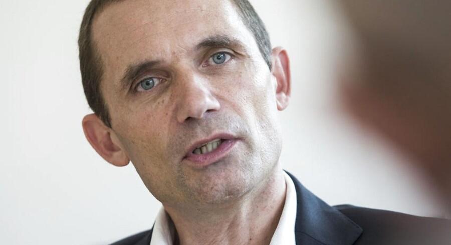 Direktør Anders Wilhjelm.