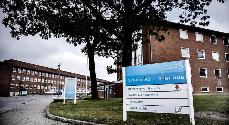 Arkivfoto. Efterforskning mod drabsforsøgsdømt sygeplejerske fra Nykøbing har ført til anklage af ny sygeplejerske.