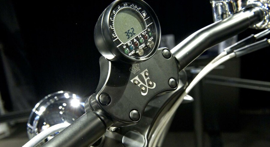 For høj fart er ofte skyld i dødsulykker på motorcykler.