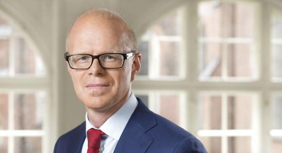 Søren Damgaard, adm. partner, Bruun & Hjejle.
