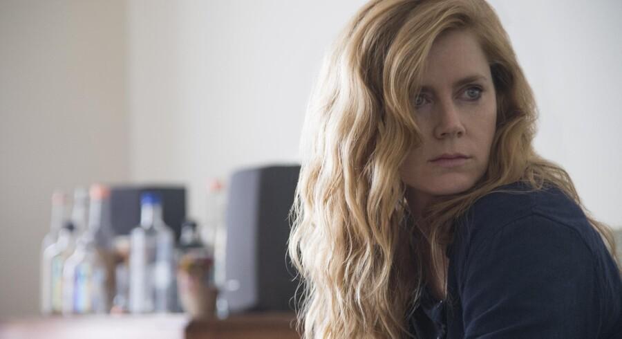 Dagen derpå. Amy Adams i »Sharp Objects«. Foto: HBO Nordic