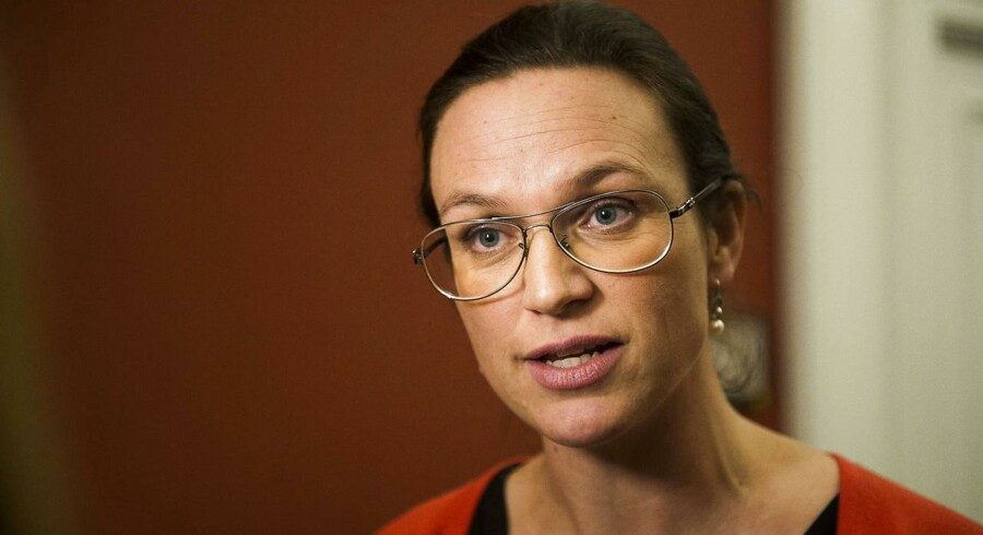 Arkivfoto: Undervisningsminister Merete Riisager (LA).