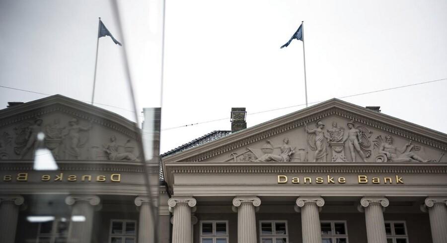 Danske Bank på Kongens Nytorv.