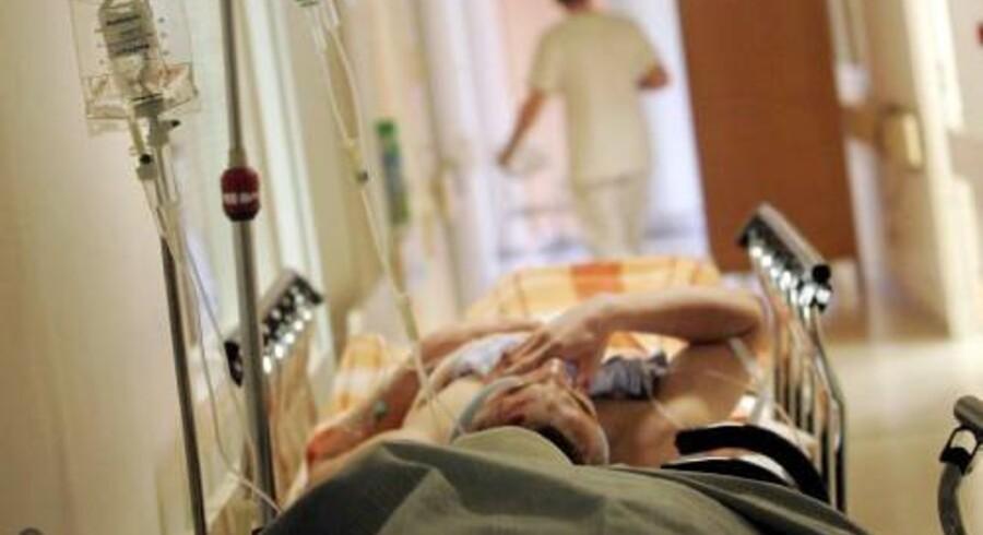 De mest hospitalsvante borgere bor  ud over på Lolland  i sjællandske kommuner som Næstved, Odsherred, Guldborgsund, Vordingborg og Halsnæs. Free/Www.colourbox.com