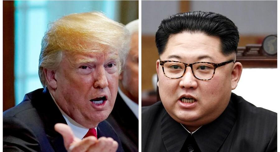 Udsigterne til et historisk topmøde mellem Donald Trump og Kim Jong-un er usikre. Tirsdag rejser Sydkoreas præsident til Washington for at overbevise Donald Trump om at holde fast i planerne om at rejse til Singapore d. 12. juni.