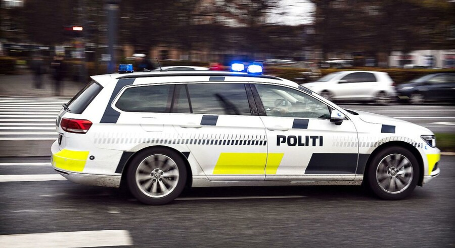 Arkivifoto: En mand er andholdt efter skud i København.