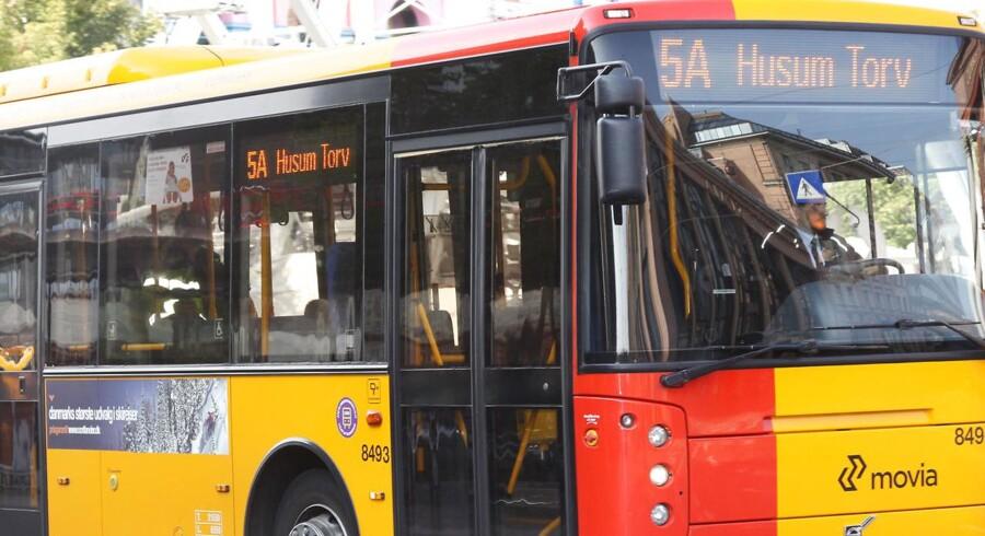 Bus linie 5A.