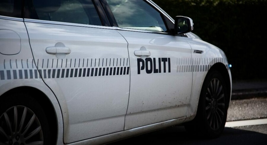 Politiet melder om tre tilskadekomne i Ringsted. En er fløjet med helikopter til Rigshospitalet. To danske lastbiler er stødt frontalt sammen (arkivfoto). Free/Colourbox
