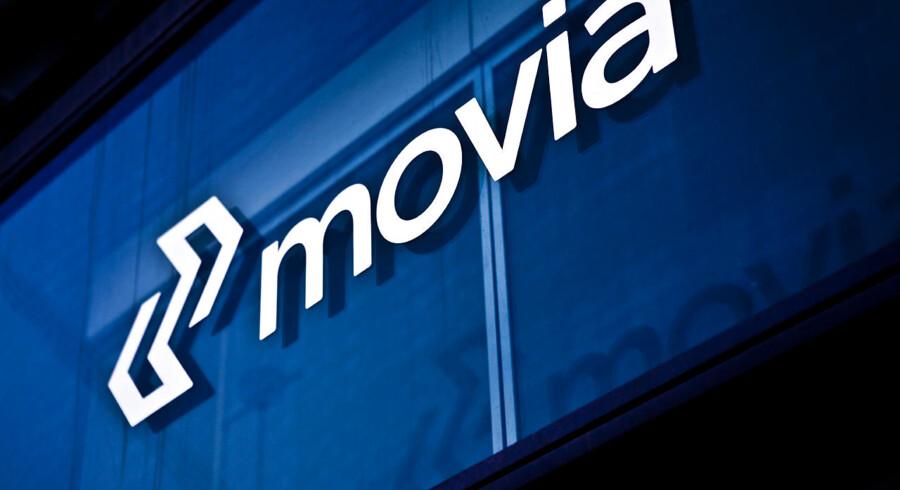Trafikselskabet Movia - Movia Flextrafik (Foto: Jonas Vandall / Scanpix).