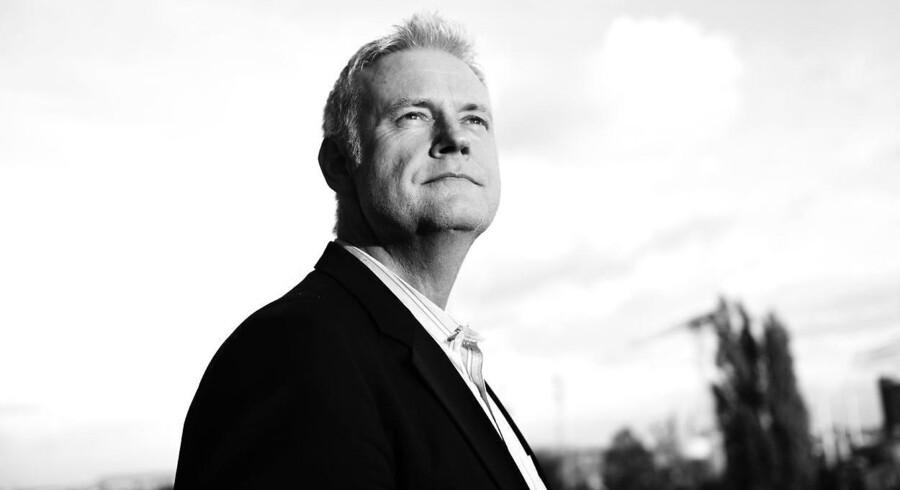 Lars Klingert er forfatter til bogen »Brænd igennem« om at blive en god taler.