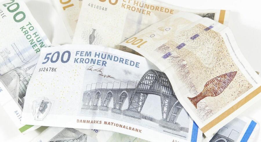 De rige bliver hastigt rigere. Hele 129 milliarder danske kroner. Så meget steg formuen nemlig for den rigeste tiendedel af danskerne fra 2014 til 2015, viser nye tal fra Danmarks Statistik.