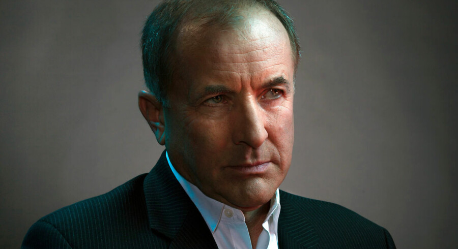Michael Shermer by Jeremy Danger