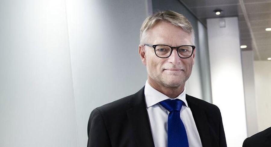 Christian Motzfeldt, Vækstfonden.