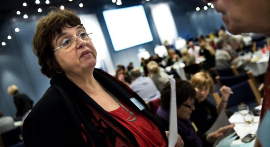 Regionsformand Vibeke Storm Rasmussen (S) er blandt dem, der mener, at kvindelige politikere er under særlig hård beskydning i medierne.