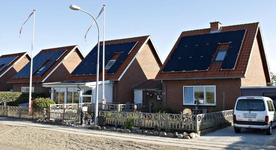 Danskere med solceller på taget nyder godt af den seneste forskning inden for kemi.