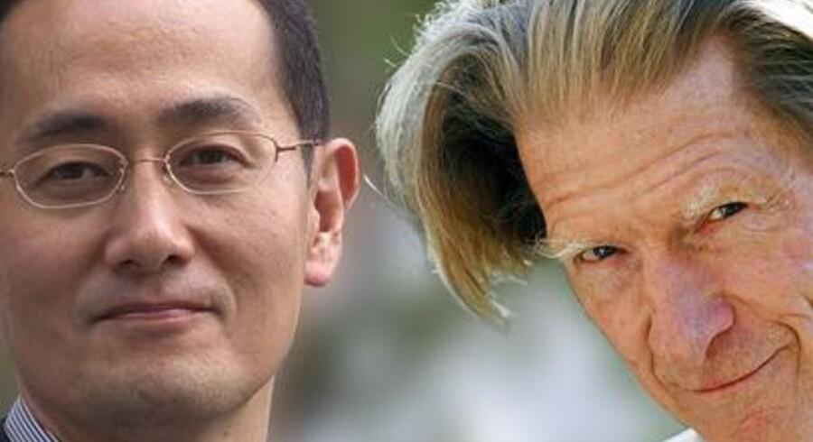John B. Gurdon og Shinya Yamanaka har revolutioneret forståelsen af celler og DNA.