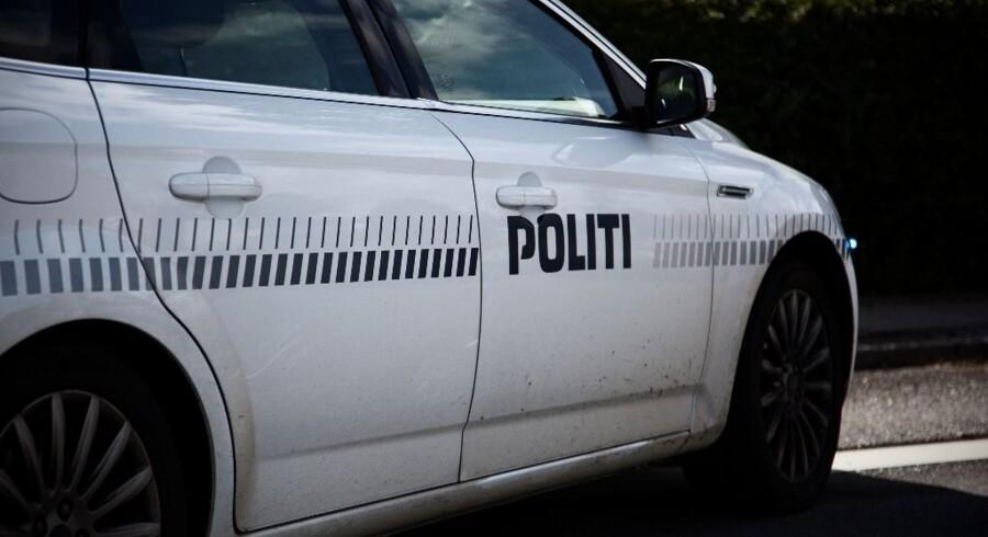 Fyns Politi vil ikke sige meget om en større aktion, hvor fem personer er anholdt for grov vold mod en mand. Arkivfoto. Free/Colourbox