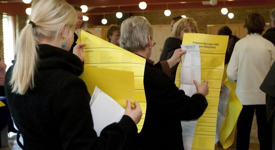Hvis man vælger at brevstemme frem for at møde op på et valgsted 19. november, kan man brevstemme fra i dag, tirsdag. Fortryder man sin brevstemme, kan man helt frem til valget ombestemme sig og brevstemme på en ny kandidat eller et nyt parti, lige så mange gange man vil. Det er kun den sidste brevstemme, der tæller. - Arkivfoto