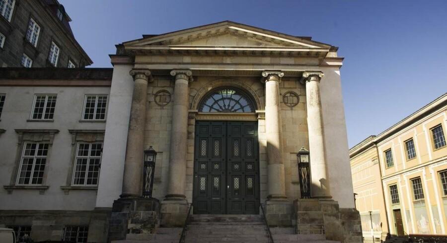 Efter en lang proces i retssystemet har en kvindelig lejer i Randers fået medhold i Højesteret. Hun slipper for at skulle betale PBS-gebyr oveni huslejen (arkivfoto). Free/Per Johansen/domstol.dk