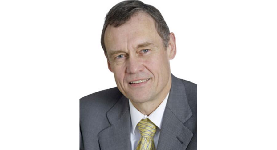 Jens Andersen, Formand for Regionernes Sundheds-IT samt adm. direktør i Region Sjælland